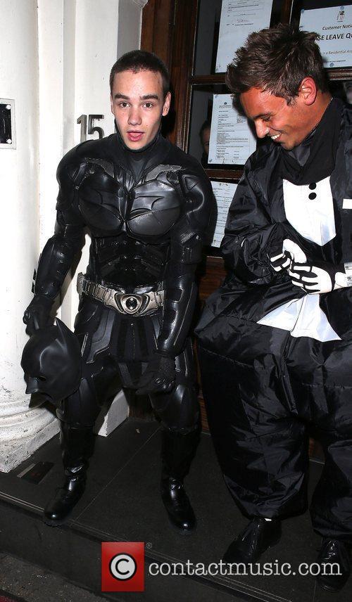 Liam Payne, One Direction, Batman, Tom Daley and Funky Buddha 4