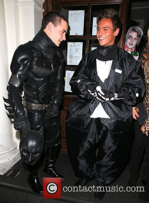 Liam Payne, One Direction, Batman, Tom Daley and Funky Buddha 12
