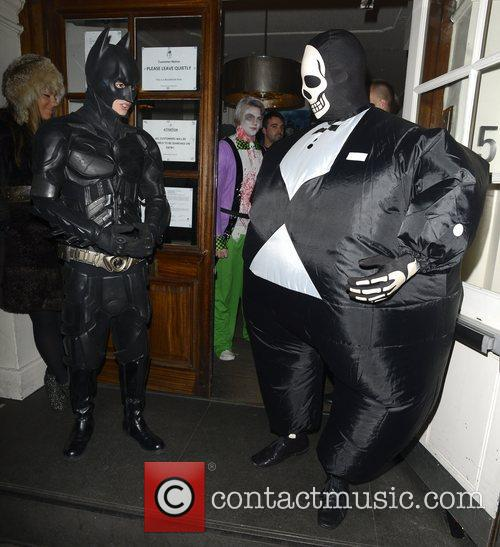 Liam Payne, One Direction, Batman, Tom Daley and Funky Buddha 4