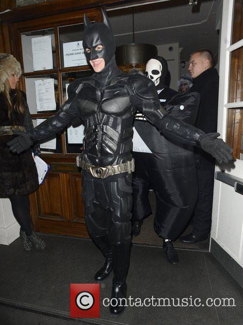 Liam Payne, One Direction, Batman and Funky Buddha 3