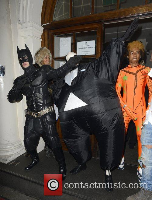 Liam Payne, One Direction, Batman, Tom Daley and Funky Buddha 2