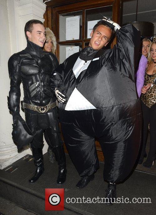 Liam Payne, One Direction, Batman, Tom Daley and Funky Buddha 7