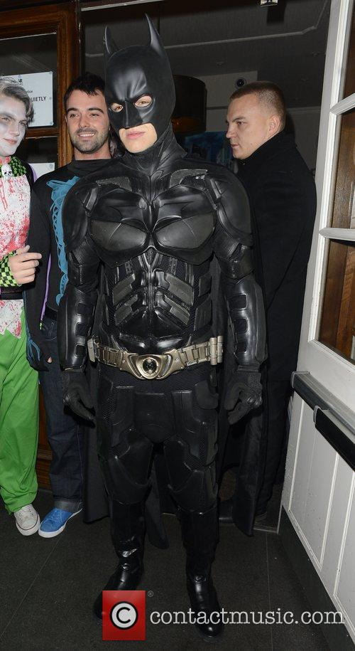 Liam Payne, One Direction, Batman and Funky Buddha 9