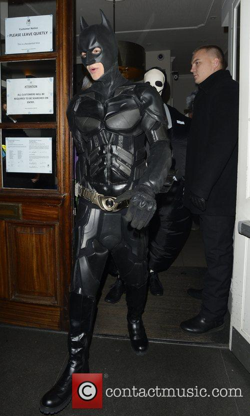 Liam Payne, One Direction, Batman and Funky Buddha 10