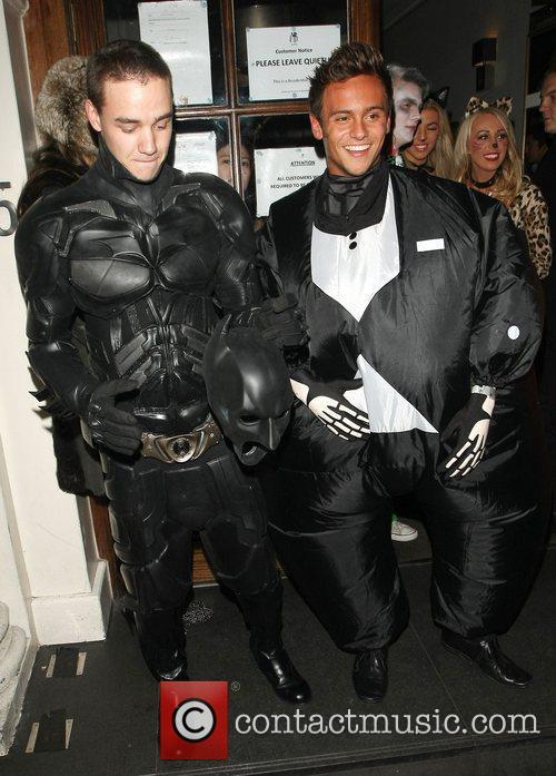 Liam Payne, One Direction, Batman, Tom Daley and Funky Buddha 11