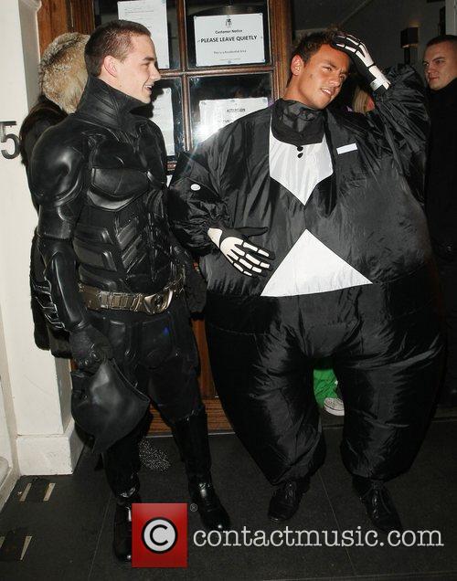 Liam Payne, One Direction, Batman, Tom Daley and Funky Buddha 8