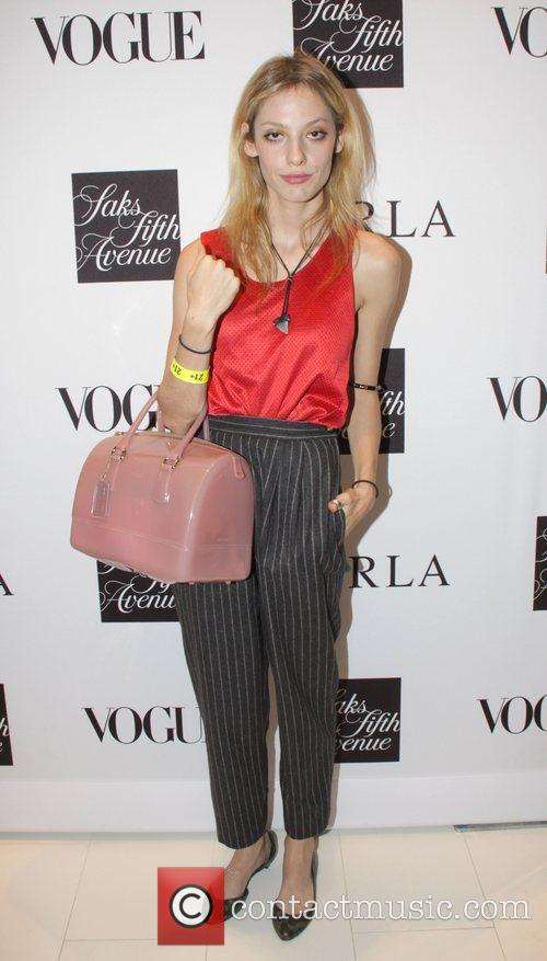 Cory Kennedy Furla Candy Bag Capsule Collection at...