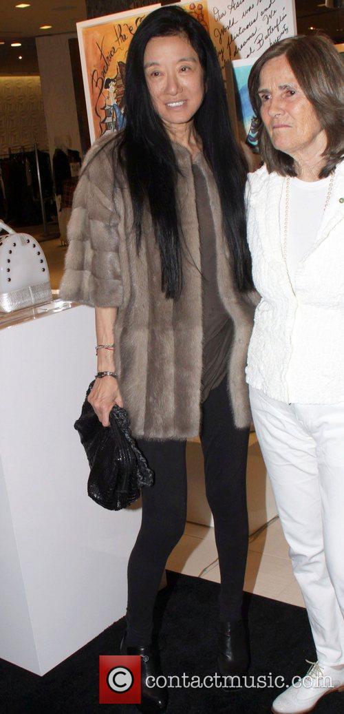 Vera Wang and Giovanna Furlantetto 7