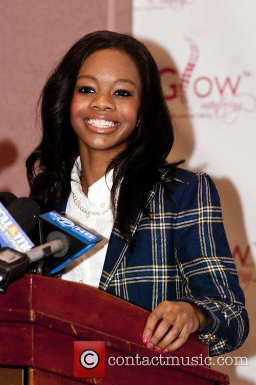 Gabby Douglas 4