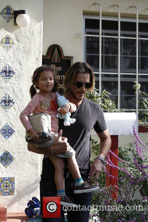 Gabriel Aubry and Halle Berry 10