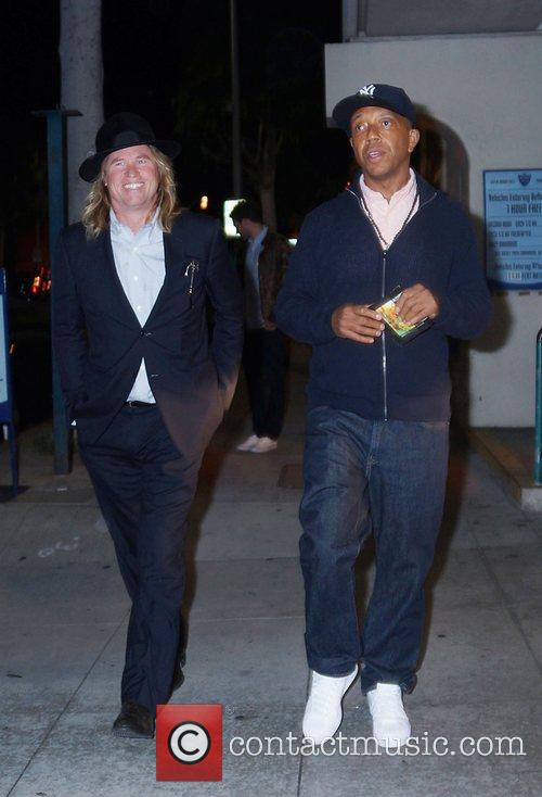 Val Kilmer and Russell Simmons 3
