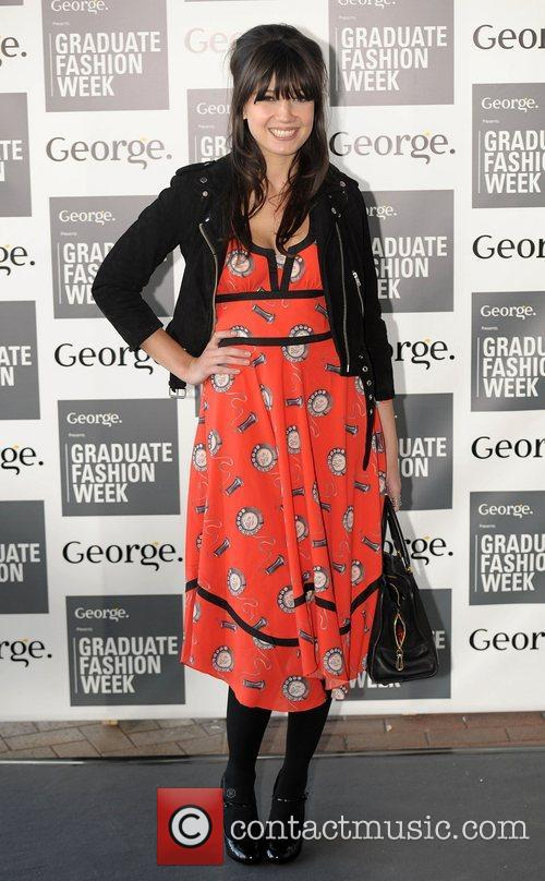 daisy lowe graduate fashion week 2012 gala 3942941