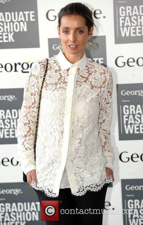 louise redknapp graduate fashion week 2012 gala 3942953