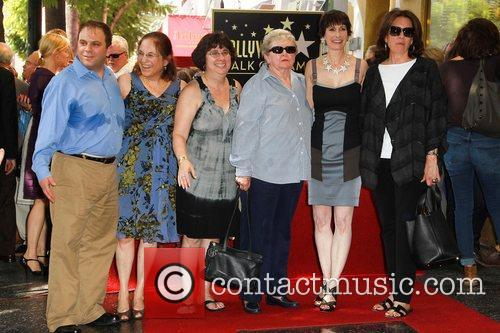 Gale Anne Hurd and Walk Of Fame 11