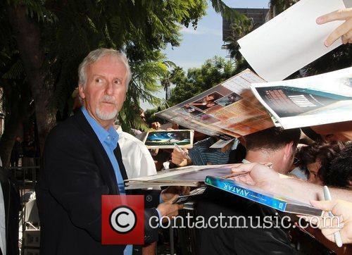James Cameron and Walk Of Fame 5