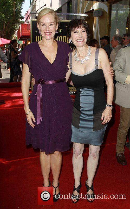 Penelope Ann Miller and Gale Anne Hurd 1