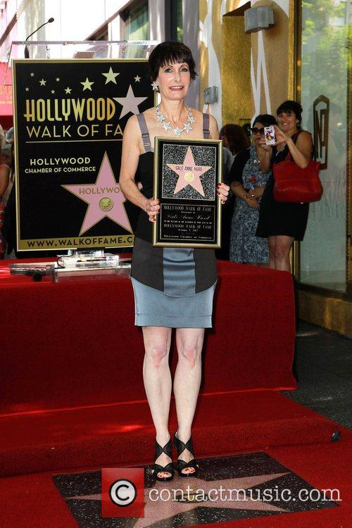 Gale Anne Hurd and Walk Of Fame 7