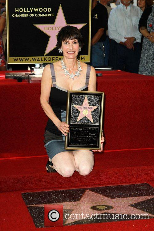 Gale Anne Hurd and Walk Of Fame 5