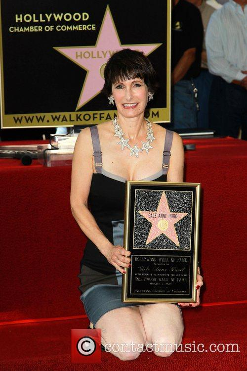Gale Anne Hurd and Walk Of Fame 6