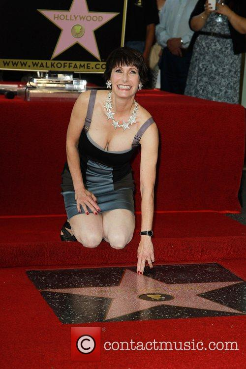 Gale Anne Hurd and Walk Of Fame 4