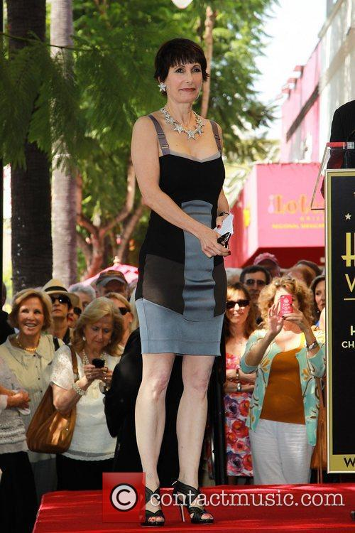 Gale Anne Hurd and Walk Of Fame 2