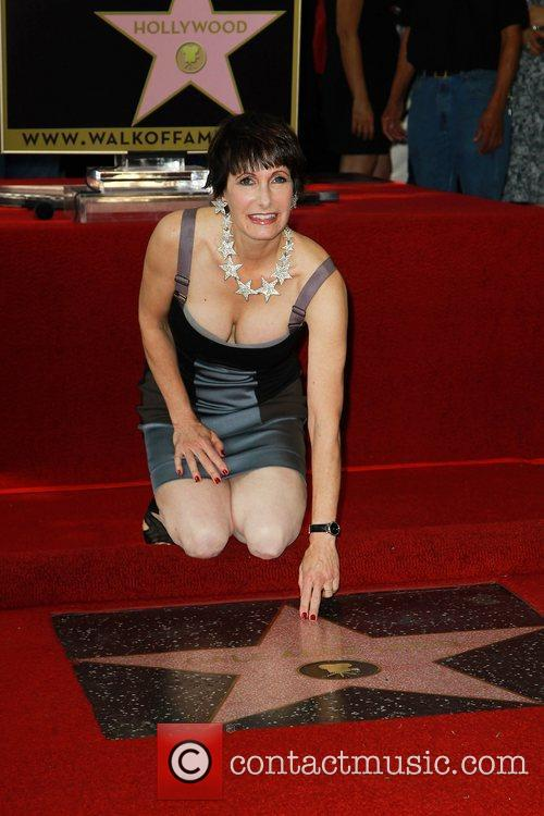 Gale Anne Hurd and Walk Of Fame 3
