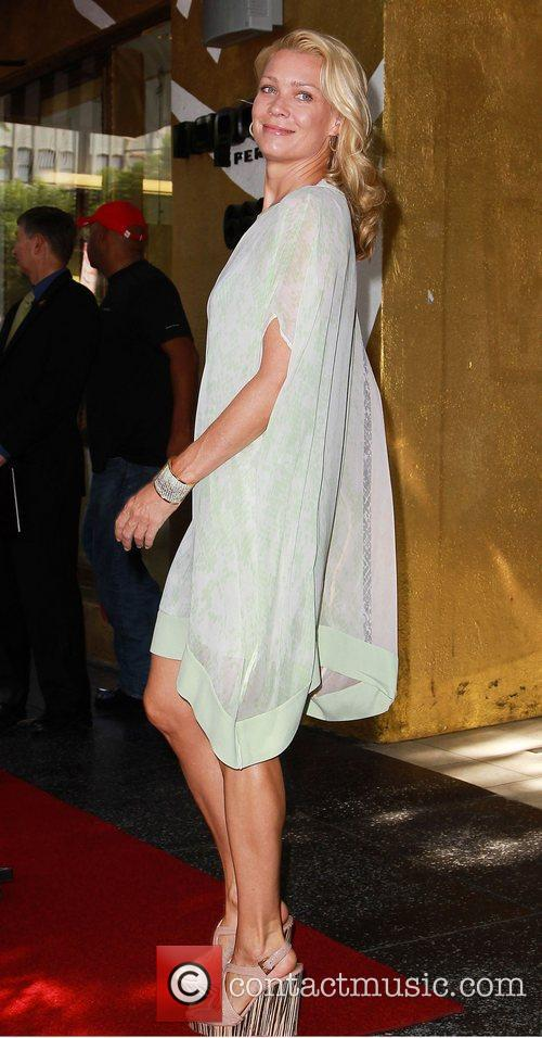 Laurie Holden and Walk Of Fame 6