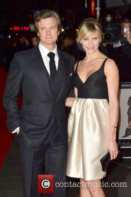 Colin Firth and Cameron Diaz 4