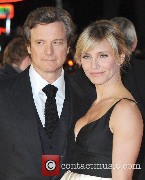 Colin Firth, Cameron Diaz