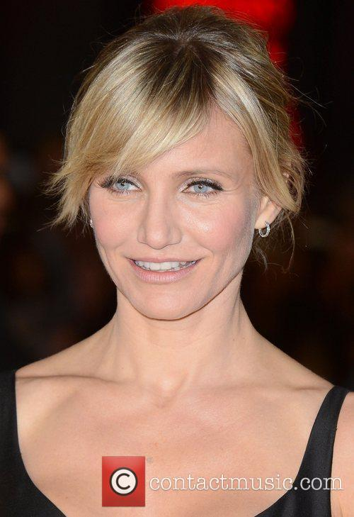 Cameron Diaz, World Premiere, Gambit, The Empire, Leicester Square, London and England 7