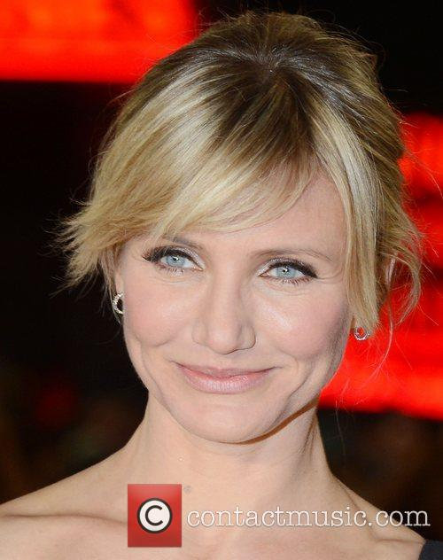 Cameron Diaz, World Premiere, Gambit, The Empire, Leicester Square, London and England 5