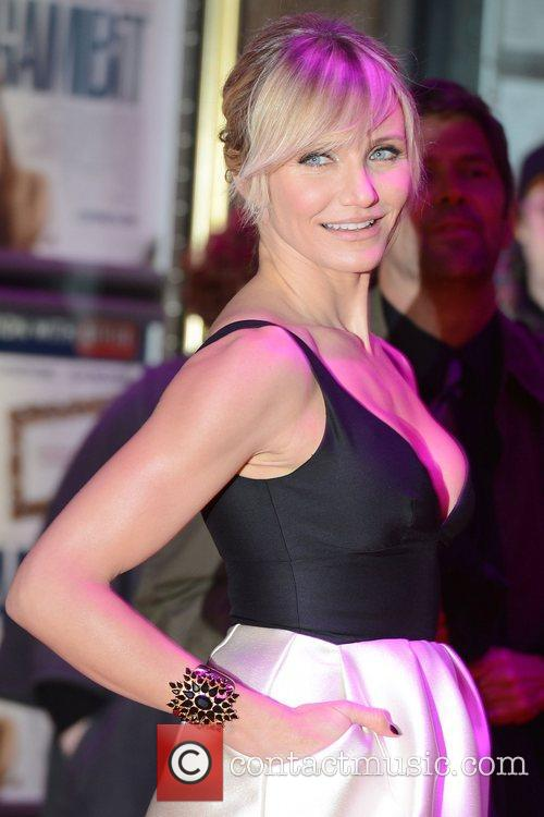 Cameron Diaz, World Premiere, Gambit, The Empire, Leicester Square, London and England 3