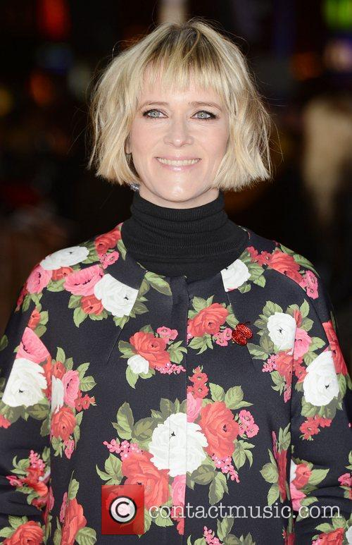 Edith Bowman, World Premiere, Gambit, The Empire, Leicester Square, London and England 2