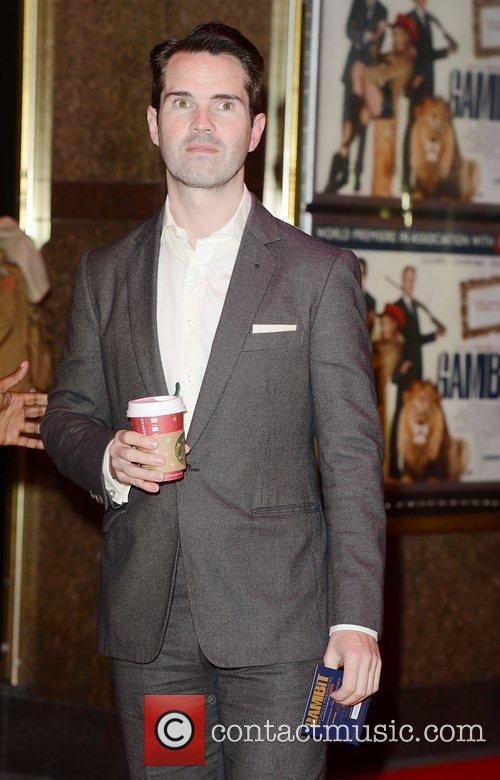 Jimmy Carr, World Premiere, Gambit, The Empire, Leicester Square, London and England 4