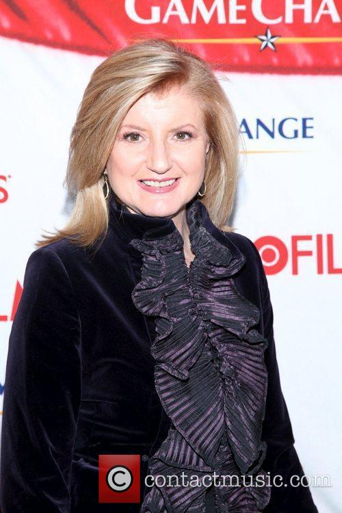 Arianna Huffington and Ziegfeld Theatre 2