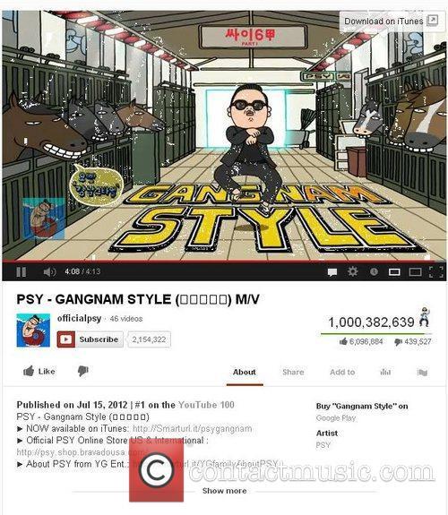 Gangnam Style 7