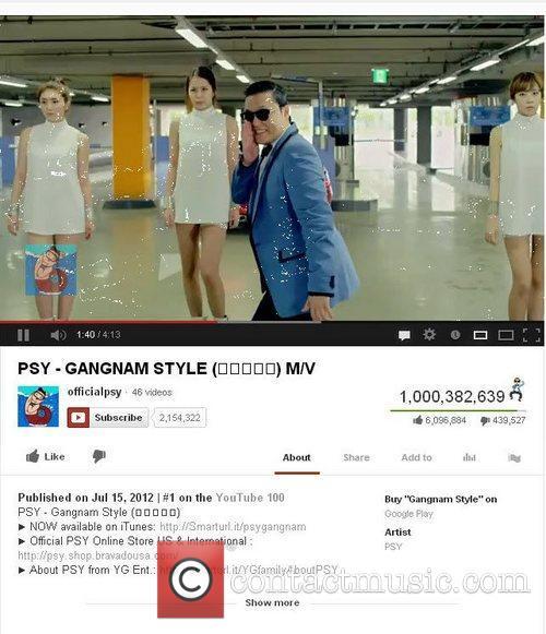 Gangnam Style 8