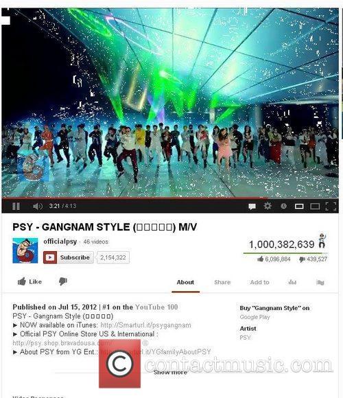 Gangnam Style 10