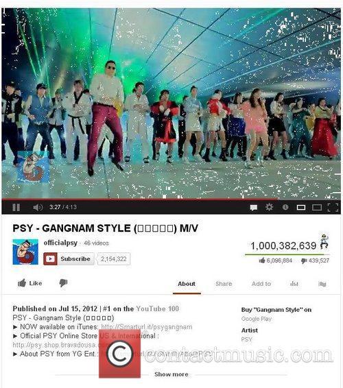 Gangnam Style 6