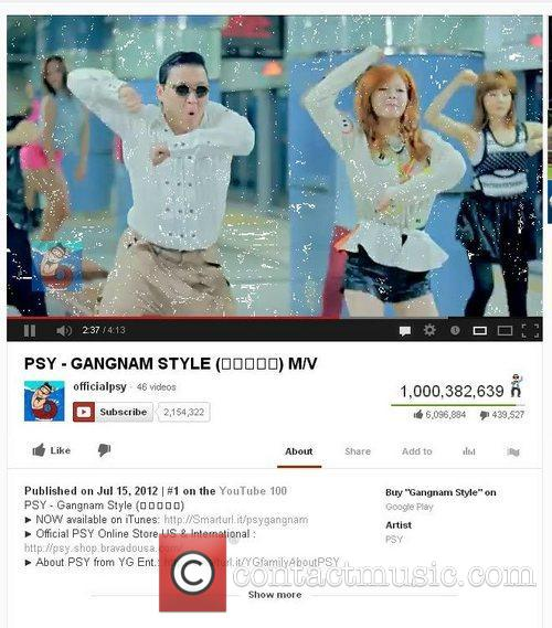 Gangnam Style 3