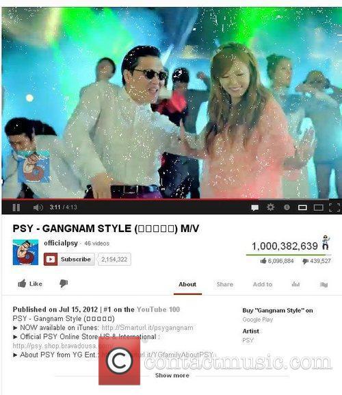 Gangnam Style 9