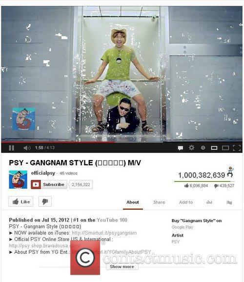 Gangnam Style 11