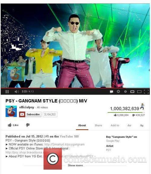 Gangnam Style 4