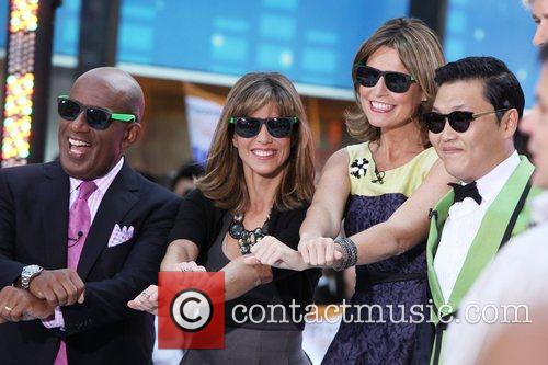 Natalie Morales and Savannah Guthrie 2