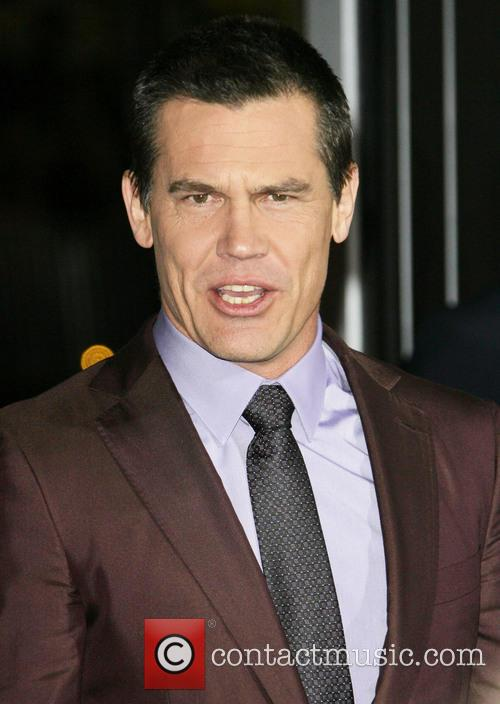 Josh Brolin and Grauman's Chinese Theater 5
