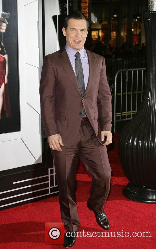 Josh Brolin and Grauman's Chinese Theater 4