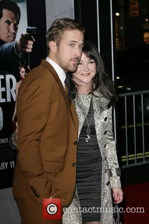 Ryan Gosling, Donna Gosling and Grauman's Chinese Theater 6