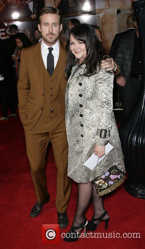 Ryan Gosling, Donna Gosling and Grauman's Chinese Theater 8