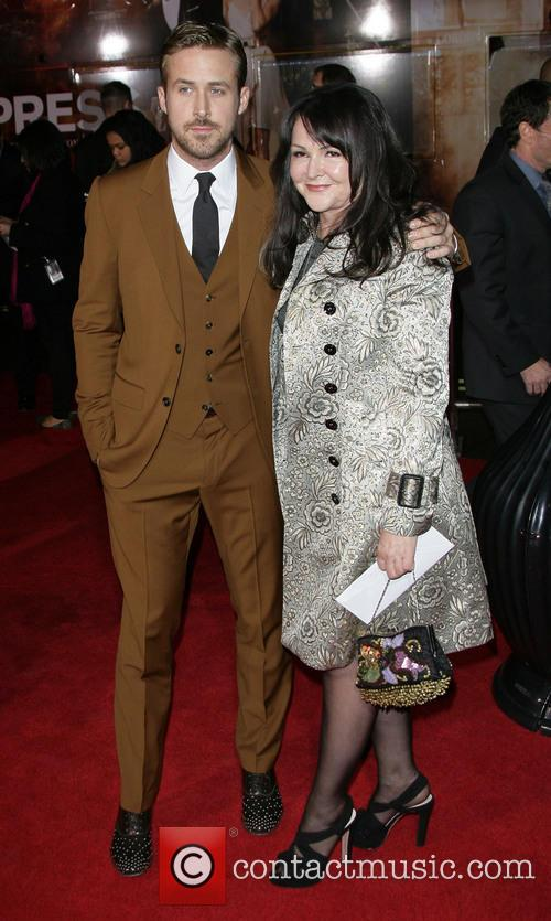 Ryan Gosling, Donna Gosling and Grauman's Chinese Theater 9