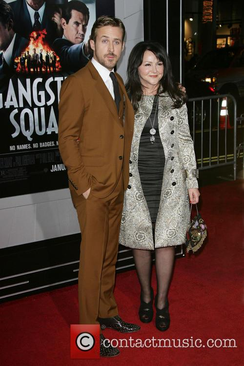 Ryan Gosling, Donna Gosling and Grauman's Chinese Theater 7
